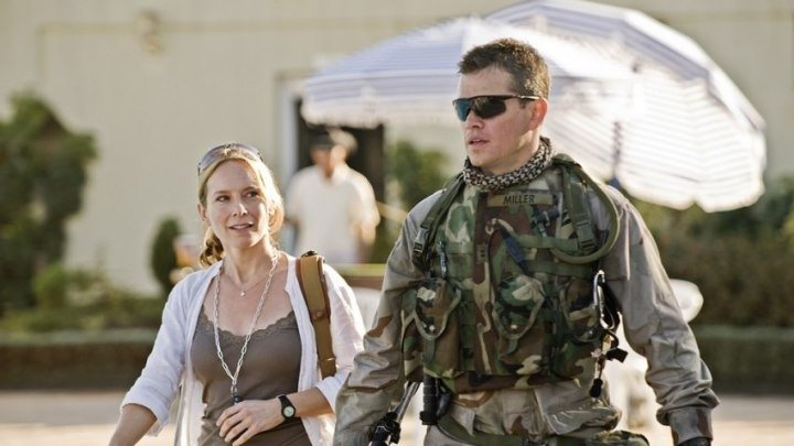 Не брать живым (Green Zone) триллер боевик военный