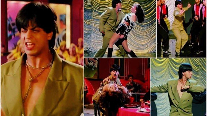 "клип "" Pump Up The Bhangrai""(к\ф БОГ ЗНАЕТ) HD"