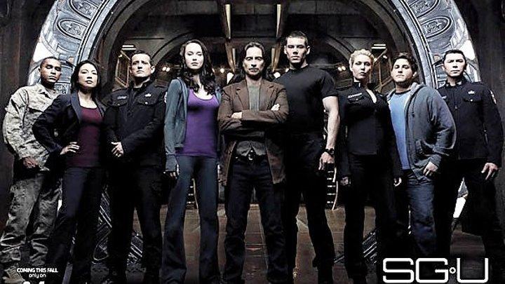 Звездные врата: Вселенная 2 сезон серия 20