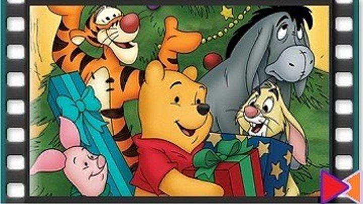 Винни Пух Рождественский Пух (видео) [Winnie the Pooh A Very Merry Pooh Year] (2002)