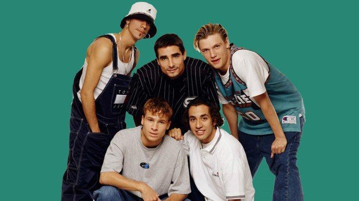 """Backstreet Boys-""""Покажи им чего ты стоишь"""""""