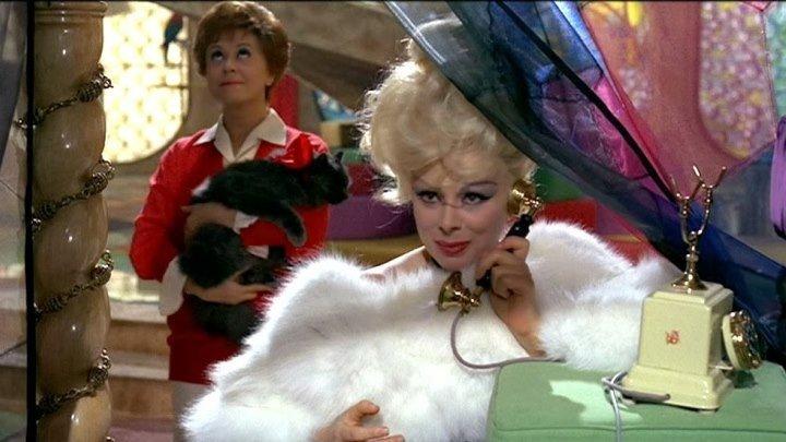 Джульетта и духи (Италия 1965) Фэнтези, Комедия, Мелодрама _ Реж.: Федерико Феллини
