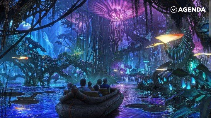 Парк развлечений «Пандора — мир Аватара»