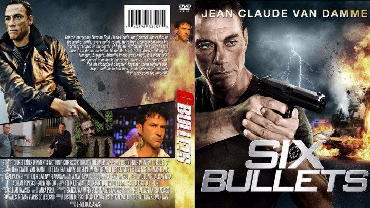 Шесть пуль HD(2012) 720р.Триллер,Боевик,Криминал