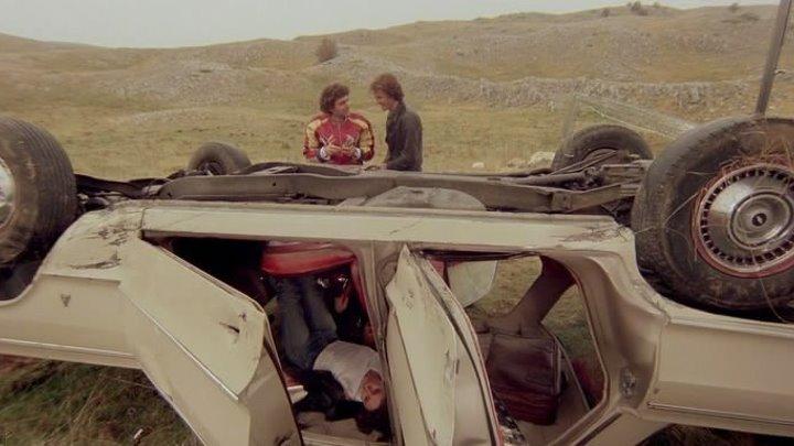 Попутчик: Начало, или Кровавый автостоп (Италия 1977 HD) 18+ Триллер, Драма, Криминал