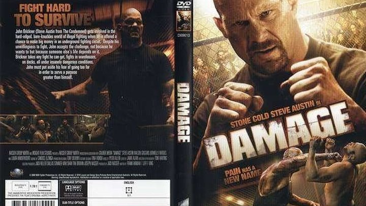 Ущерб HD(2009) 720p.Боевик,Драма
