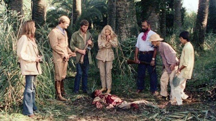 Остров зомби: беспредел мертвецов (Италия 1980 HD) 16+ Ужасы