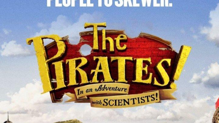 Пираты! Банда неудачников - (Комедия,Семейный) 2012 г Великобритания,США