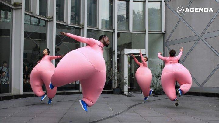 Танцевальный проект «Воздух»