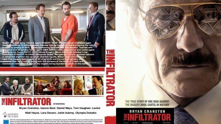 Афера под прикрытием HD(2016) 1О8Op.Триллер,Драма,Криминал