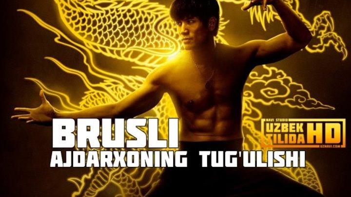 BRUSLI Ajdarxoning Tug'ulishi / БРУСЛИ Аждархонинг Тугилиши (Uzbek Tilida HD)
