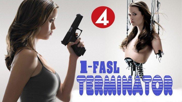 18+ Terminator Sarani konorni ximoya qilish 1-FASL (RUS TILIDA) 4-QISM