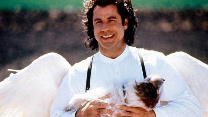 Майкл 1996 фэнтези, драма, комедия