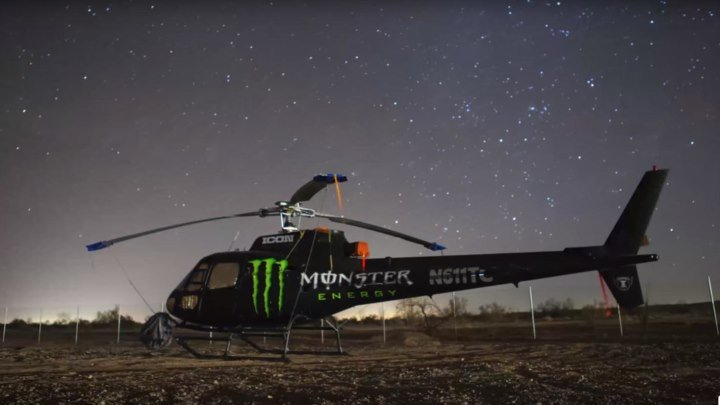 Monster Energy как всегда на высоте! Смотреть только на полном экране!