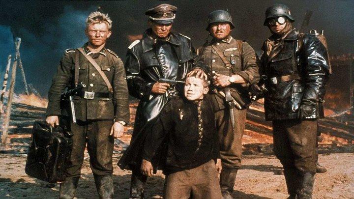 ИДИ И СМОТРИ HD(1985) 1O8Op.Военный,Драма