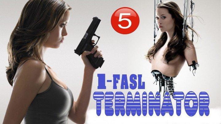18+ Terminator Sarani konorni ximoya qilish 1-FASL (RUS TILIDA) 5-QISM