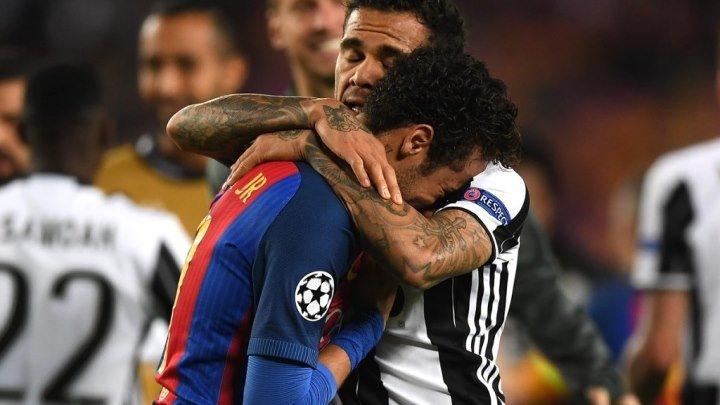 Барселона - Ювентус 0-0
