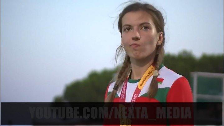 Виолетта Скворцова сошла с чемпионского пьедестала почета