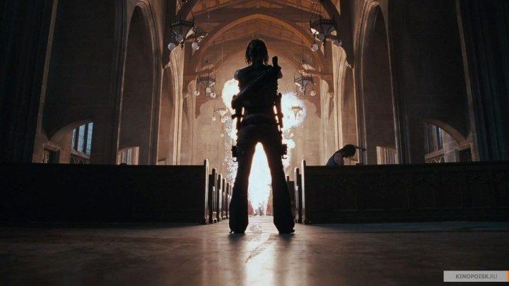 Обитель зла 2 Апокалипсис 2004 ужасы фантастика