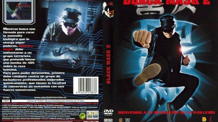 Kara Maske 2 Türkçe Dublaj - Black Mask 2 City of Masks 2002