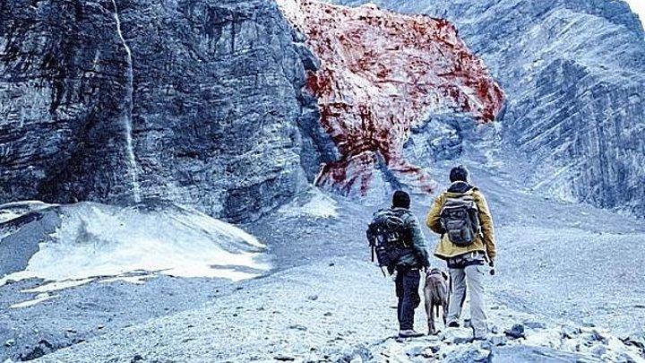 Кровавый ледник (2013)