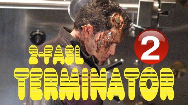 18+ Terminator Sarani konorni ximoya qilish 2-FASL (RUS TILIDA) 2-QISM