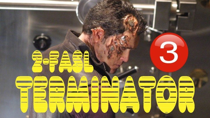 18+ Terminator Sarani konorni ximoya qilish 2-FASL (RUS TILIDA) 3-QISM
