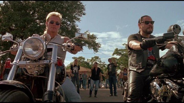 Невозмутимый (1991) боевик