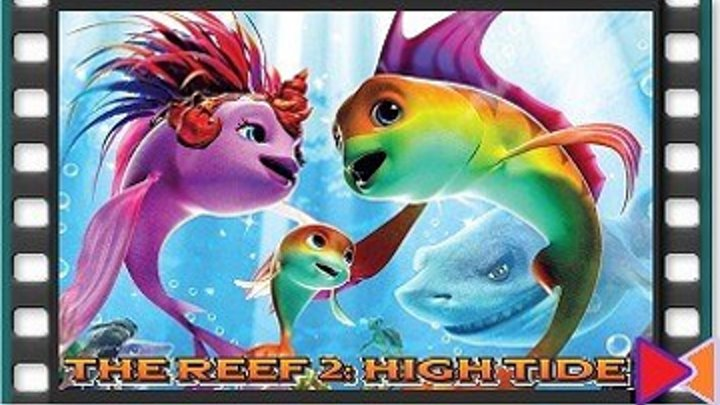Риф 3D [The Reef 2: High Tide] (2012)