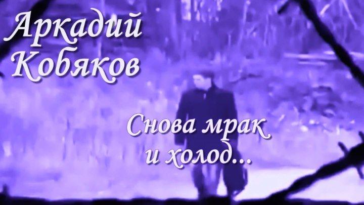 Аркадий Кобяков Снова мрак и холод( трогательно до слёз)