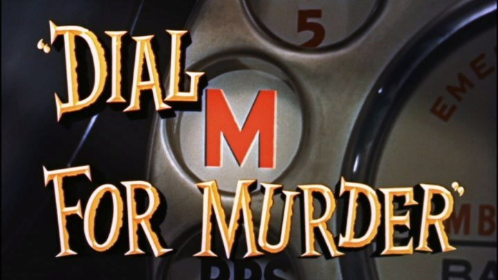 Dial.M.For.Murder.1954, 720p, Alfred Hitchcock Film, Ray Milland, Grace Kelly, Robert Cummings , (Eng)