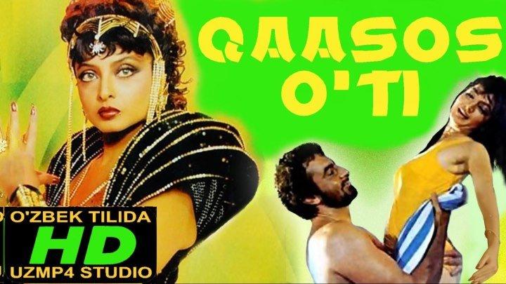 Qasos O'ti__ Касос Ути HD Hind filmi o'zbek tilida (UZMP4 STUDIO)