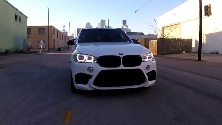 BMW X5M F85 -Сгусток энергии и мощи!