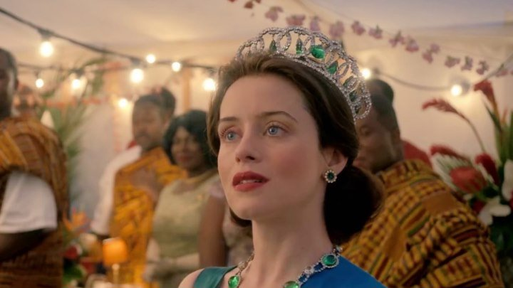 «Корона» Трейлер (2 сезон; русский язык) [Full HD]