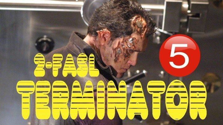 18+ Terminator Sarani konorni ximoya qilish 2-FASL (RUS TILIDA) 5-QISM