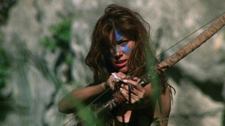 Женщины-каннибалы в смертельных джунглях Авокадо (США 1989 HD) Боевик, Комедия