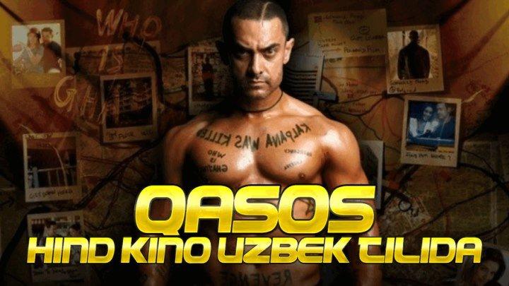 Qasos / Gadjini (Uzbek tilida HIND KINO)