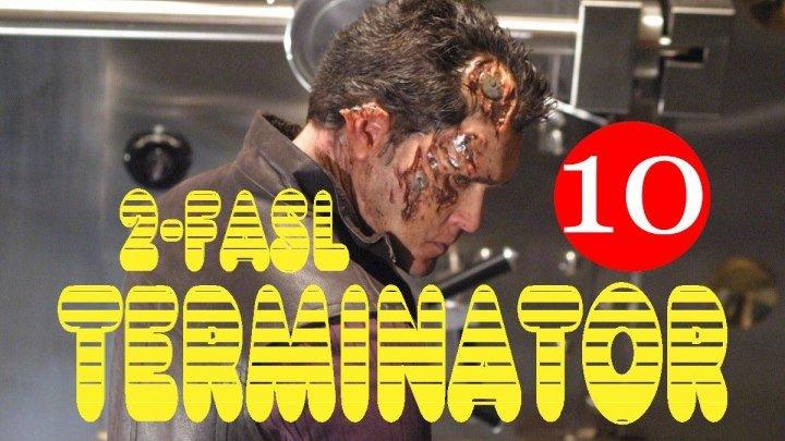 18+ Terminator Sarani konorni ximoya qilish 2-FASL (RUS TILIDA) 10-QISM
