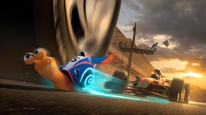 Турбо / Turbo (2013 HD) Комедия, Приключения, Мультфильм