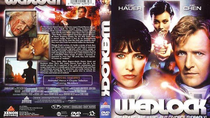 Смертельные узы (1991) Фантастика HD