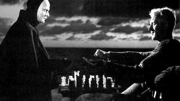 Седьмая печать - (реж.И.Бергман, драма) 1957