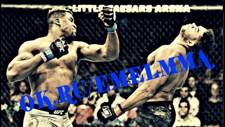 ★ ЛУЧШИЕ (БРУТАЛЬНЫЕ) НОКАУТЫ В UFC ЗА 2017 ГОД. ★