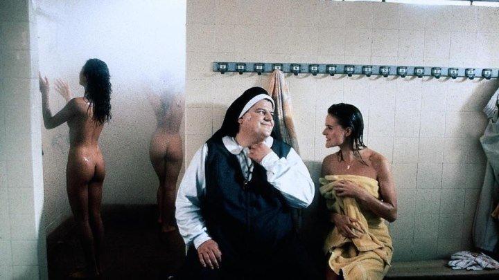 Монахини в бегах. Комедия криминал.