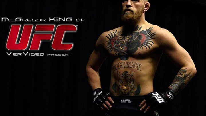 "McGregor King of UFC ""VerVideo"""