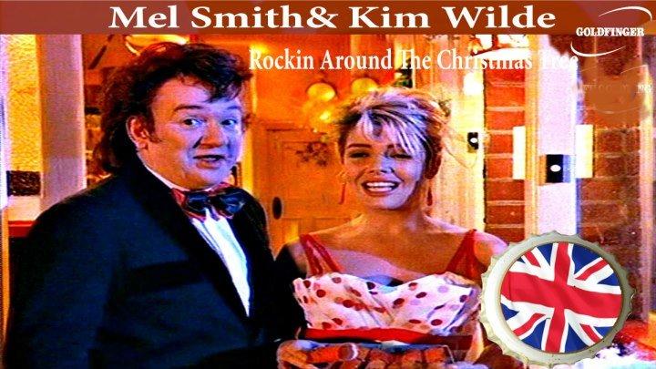 Rockin Around The Christmas Tree Mel And Kim.Kim Wilde And Mel Smith Rockin Around The Christmas Tree