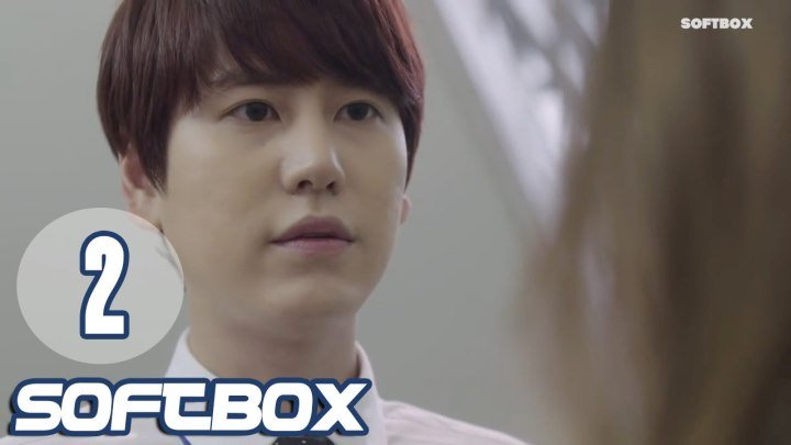 [Озвучка SOFTBOX] Бон Сун - влюбленный киборг 02 серия