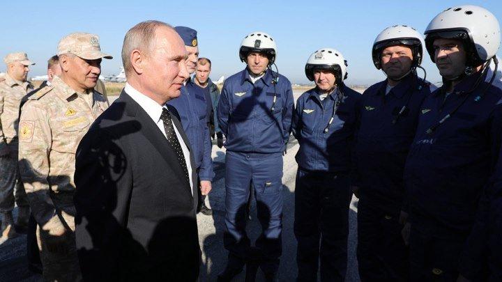 Один день Владимира Путина