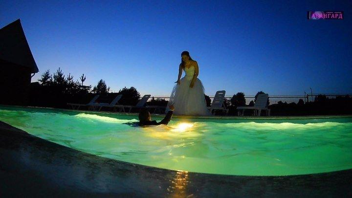 💥💥💥Сумасшедшая свадьба Кристины и Николая💥💥💥