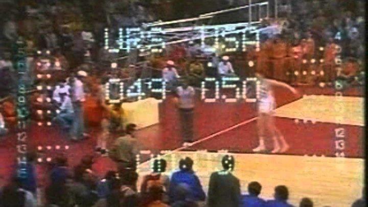 РУССКИЕ НЕ СДАЮТСЯ! СССР - США 1972 г. Олимпиада - 3 секунды на баскетбол