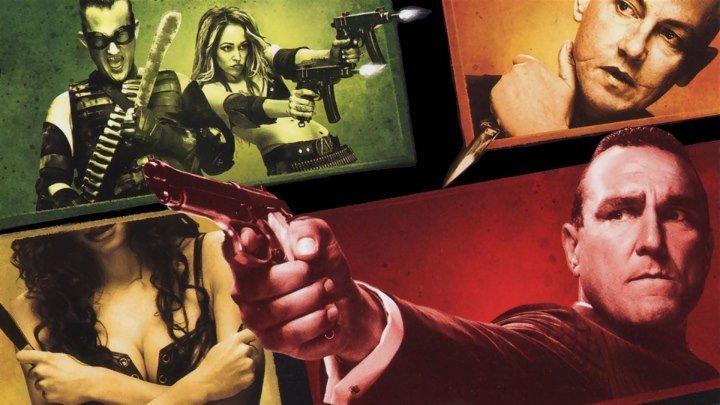 Козырные тузы -2\\Бал смерти HD(2010) 1O8Op.Боевик,Kомедия,Kриминал